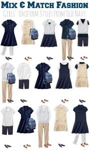 navy 6 uniform pants