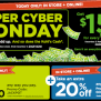 Kohl S Cyber Monday 20 Off 10 Off 50 Spend Kohl S