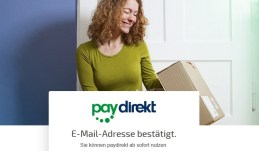 Die Sparkassen halten Paydirekt noch nicht für marktfähig. (Screenshot: Paydirekt)