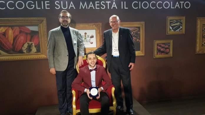 A Paolo Viola la Tavoletta doro per il miglior cocktail al cioccolato  bargiornale