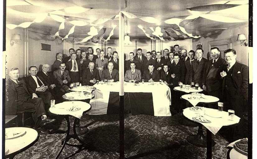 Photos Historiques du Grand Tronc!