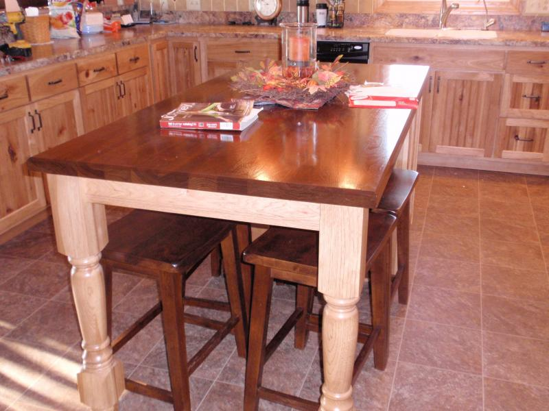 rustic hickory kitchen cabinets lowes cabinet sale barhorst woodworks
