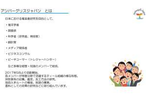 アンバーグリスジャパン広報のお仕事募集