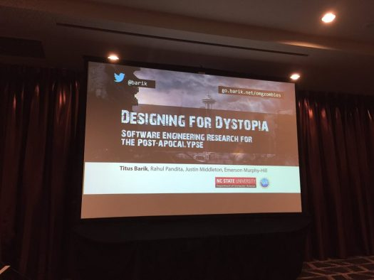 Designing for Dystopia