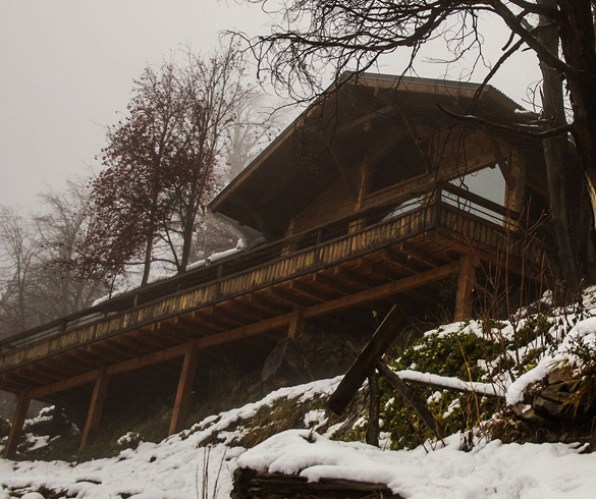 El refugio Berghof (foto barilocheturismo.gob.ar)