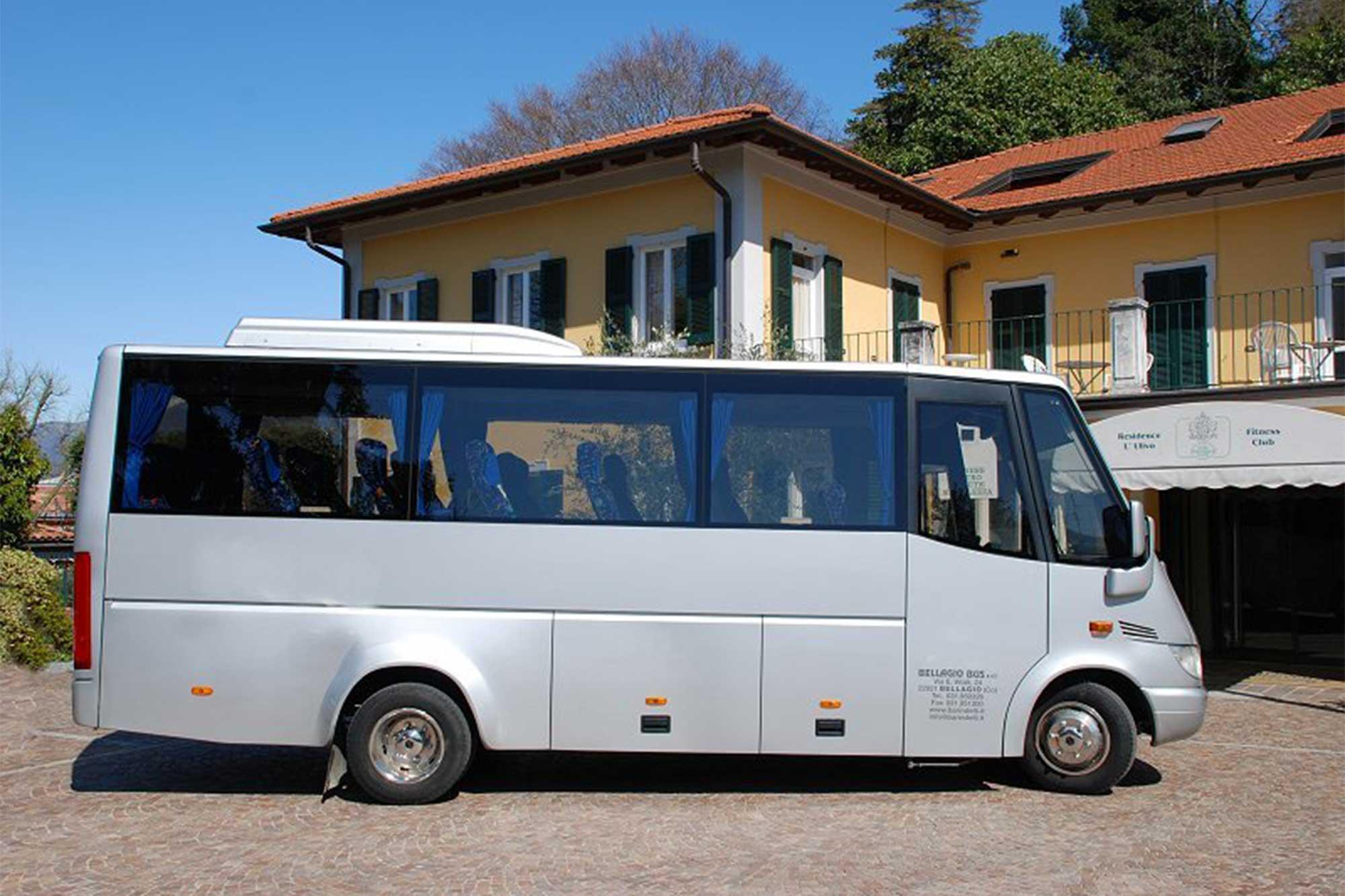 16 seater Bus – Barindelli Taxi