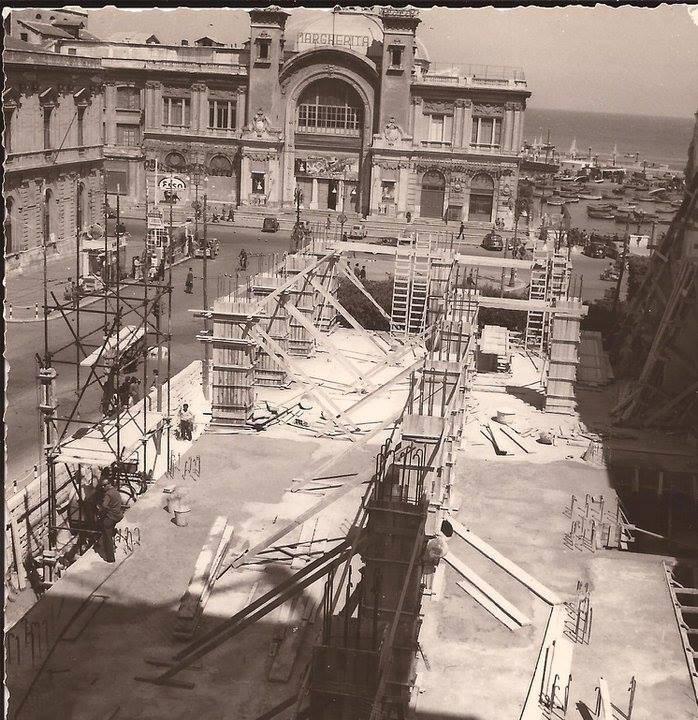 Galleria foto La Bari nel Dopoguerra e negli anni 50