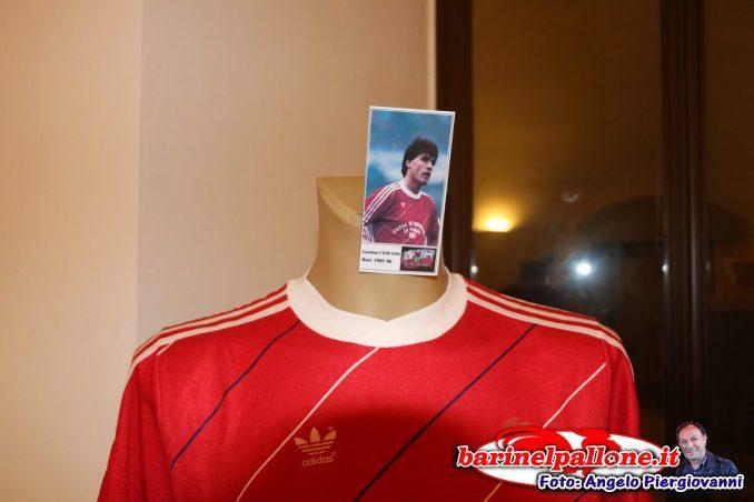 09/11/19 - Mostra magliette Bari