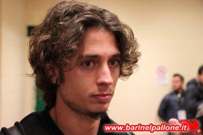 Jacopo Dezi, uno dei tanti ex Bari (fortemente rimpianto) ora in lotta per la A