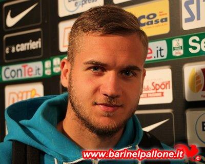 George Puscas: l'ex Bari ha consegnato la A al Benevento