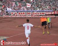 Bari-Cosenza 1-0