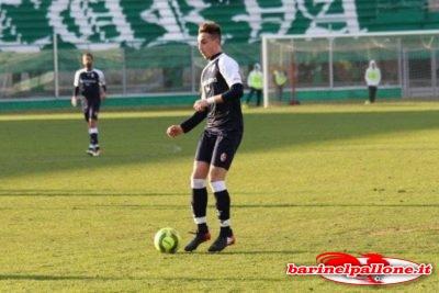 Gaetano Castrovilli, una delle ultime apparizioni con la maglia del Bari