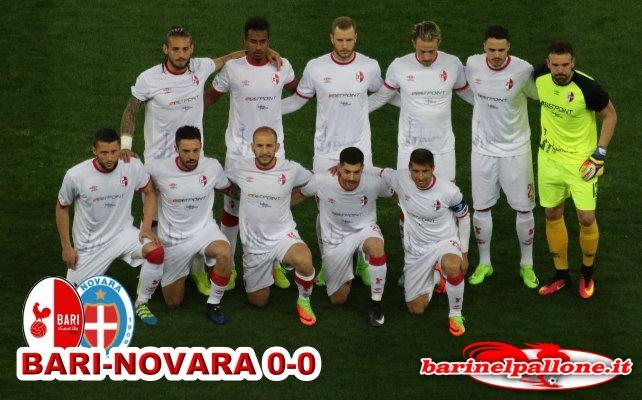 Bari-Novara 0-0