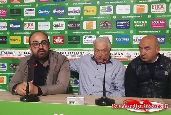 Onofrio Lopez, Scipione Tagliente e Vito Laruccia