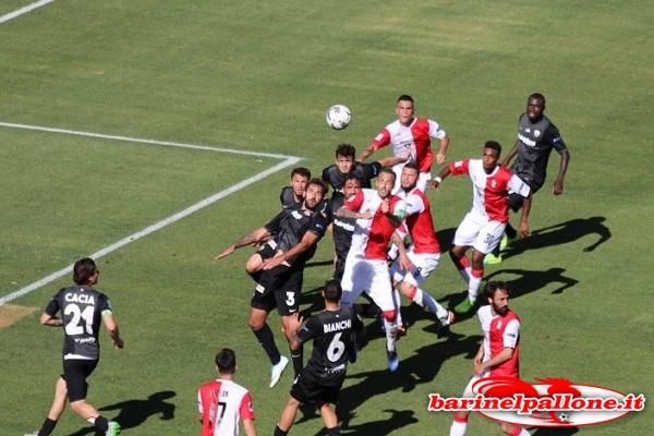 Bari-Ascoli 3-0, le dichiarazioni di Grosso e Fiorin nel post partita