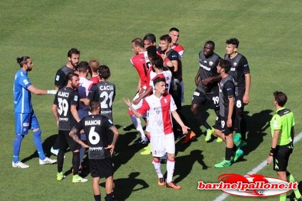 14/05/17 - Bari-Ascoli 0-1