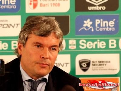 Sean Sogliano, direttore sportivo del Bari