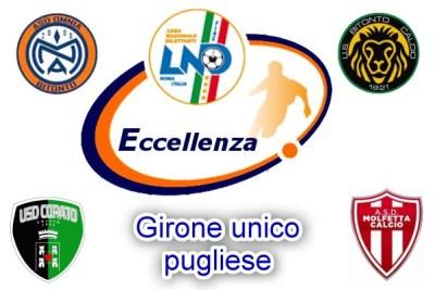 Campionato di Eccellenza - Girone unico pugliese