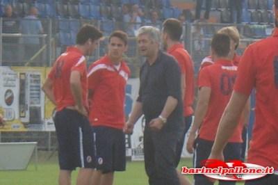 Guido Angelozzi al Bari ai tempi della meravigliosa stagione fallimentare