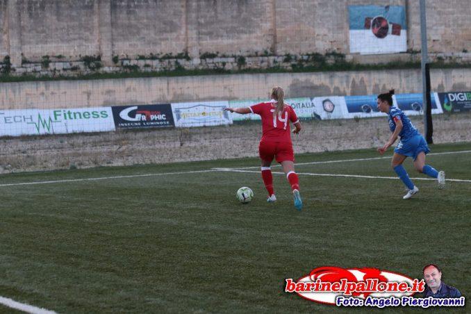 30/11/19 - Pink Bari-Empoli 0-0