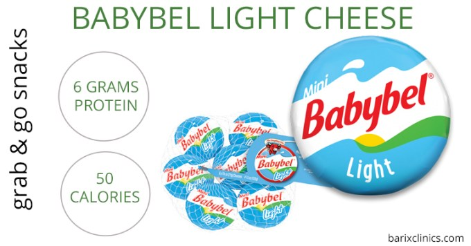 Babybel Light Cheese Bariatric Weight Loss Surgery News And Info