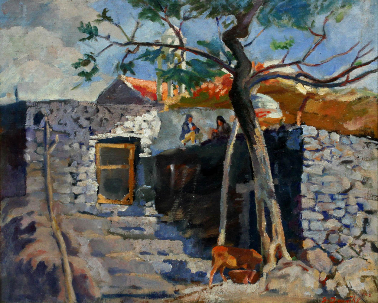 Ehden Village Lebanese House  Barjeel Art Foundation
