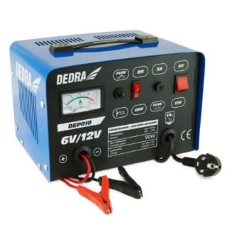 DEDRA Akkumulátor töltő (6/12V – 100Ah) DEP010 Minden termék