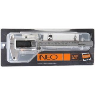 Neo Rozsdamentes Digitális tolómérő 150 mm 75-011 Minden termék