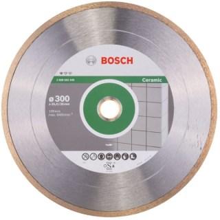 BOSCH Gyémánttárcsa 300MM Minden termék