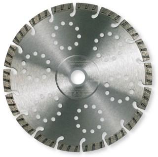 BERNER Gyémánt vágókorong CONSTRUCTIONline Dry Turbo, Ø 230 x 22.2 mm, Minden termék