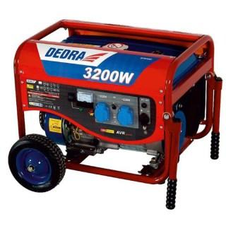 DEDRA Áramfejlesztő 2,8 KW Minden termék