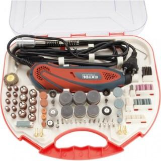 Extol Premium mini köszörű és fúrógép klt. 130W Multifunkciós gép