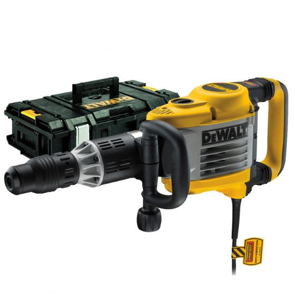 DeWALT D25902K-QS 10 kg-os SDS-Max bontókalapács 19 Joule Minden termék