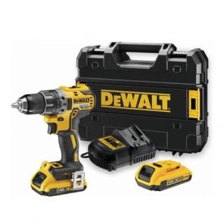 DeWALT DCD791D2-QW Kefe nélküli Fúró-csavarozó 18.0V XR LI-ION Minden termék