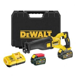 DeWALT DCS388T2-QW XR FLEXVOLT Akkus orrfűrész TSTAK kofferben 2x54V/2,0Ah Minden termék