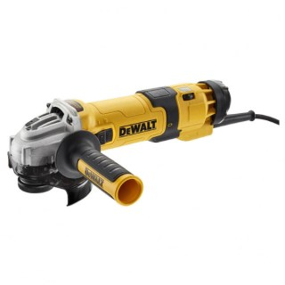 DeWALT DWE4257-QS Fordulatszám szabályzós sarokcsiszoló lágy indítással (1500W/125mm) Minden termék