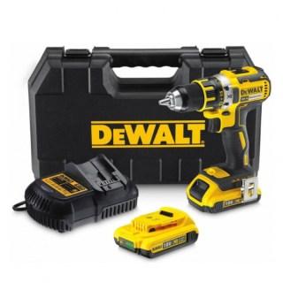 DeWALT DCD790S2 18V Kefe nélküli akkus fúró-csavarozó Minden termék