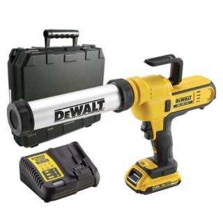 DeWALT DCE571D1-QW Akkus kinyomópisztoly 18V Minden termék