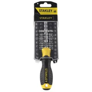 Stanley csavarhúzó és bitkészlet 34 részes (STHT0-70885) Minden termék