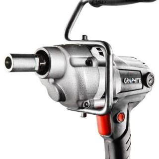 GRAPHITE Fúró-keverőgép 850W 13mm 58G605 Minden termék