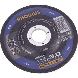 Rhodius  KSM vágókorong acélhoz, 180 X 22,2 X3,0 Minden termék