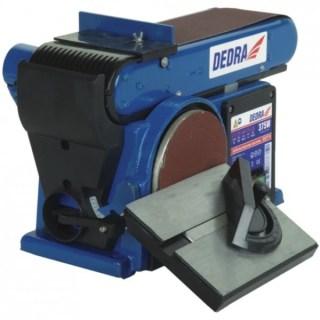 DEDRA Tárcsás szalagcsiszológép 375W/100x915mm Minden termék