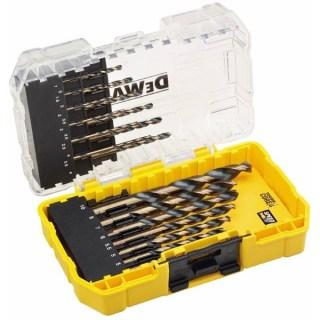 DeWALT DT70728-QZ Black&Gold furószárkészlet 19 db-os Minden termék