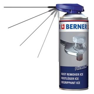 BERNER Rozsdaeltávolító 400 ml, Premium ICE Spray termékek