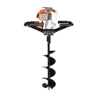 Kasei benzinmotoros földfúró 63,3cm3, 2kw, 300 mm fúrószárral Minden termék