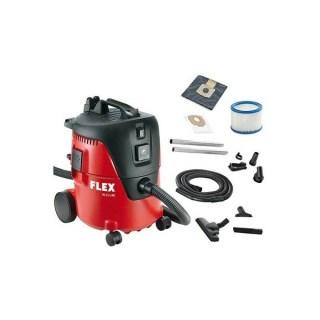 FLEX VC 21 L MC Ipari porszívó kézi szűrő tisztítással, 20 l, L osztály Minden termék