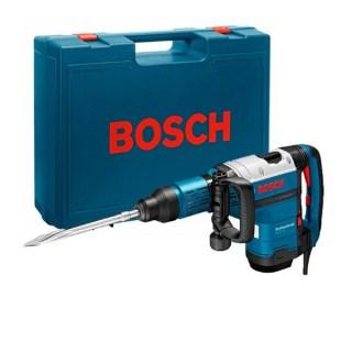BOSCH GSH 7 VC Vésőkalapács SDS-Max kofferben (1500W/13J) Minden termék