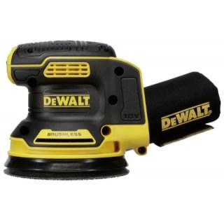 DeWALT DCW210NT-XJ Akkus Excentercsiszoló akku és töltő nélkül Minden termék