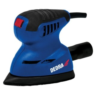 DEDRA Rezgőcsiszoló-deltacsiszoló 125W/140x80mm Minden termék