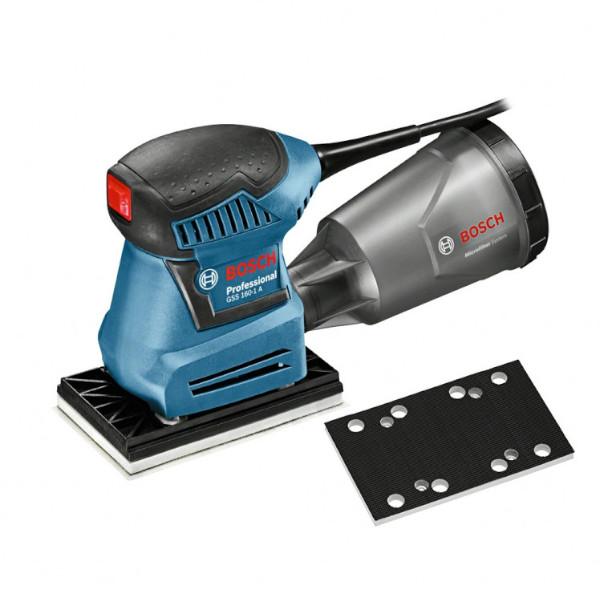 BOSCH GSS 160-1 A Rezgőcsiszoló (180W/80x133mm) Minden termék